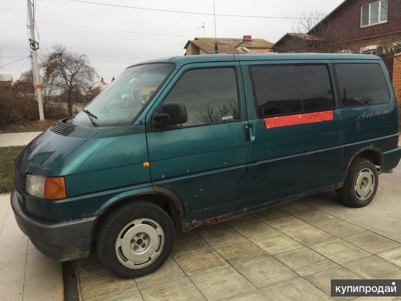 Volkswagen Multivan, 1993