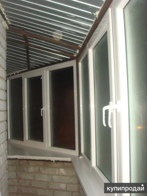 окна.балконные рамы.апсада.