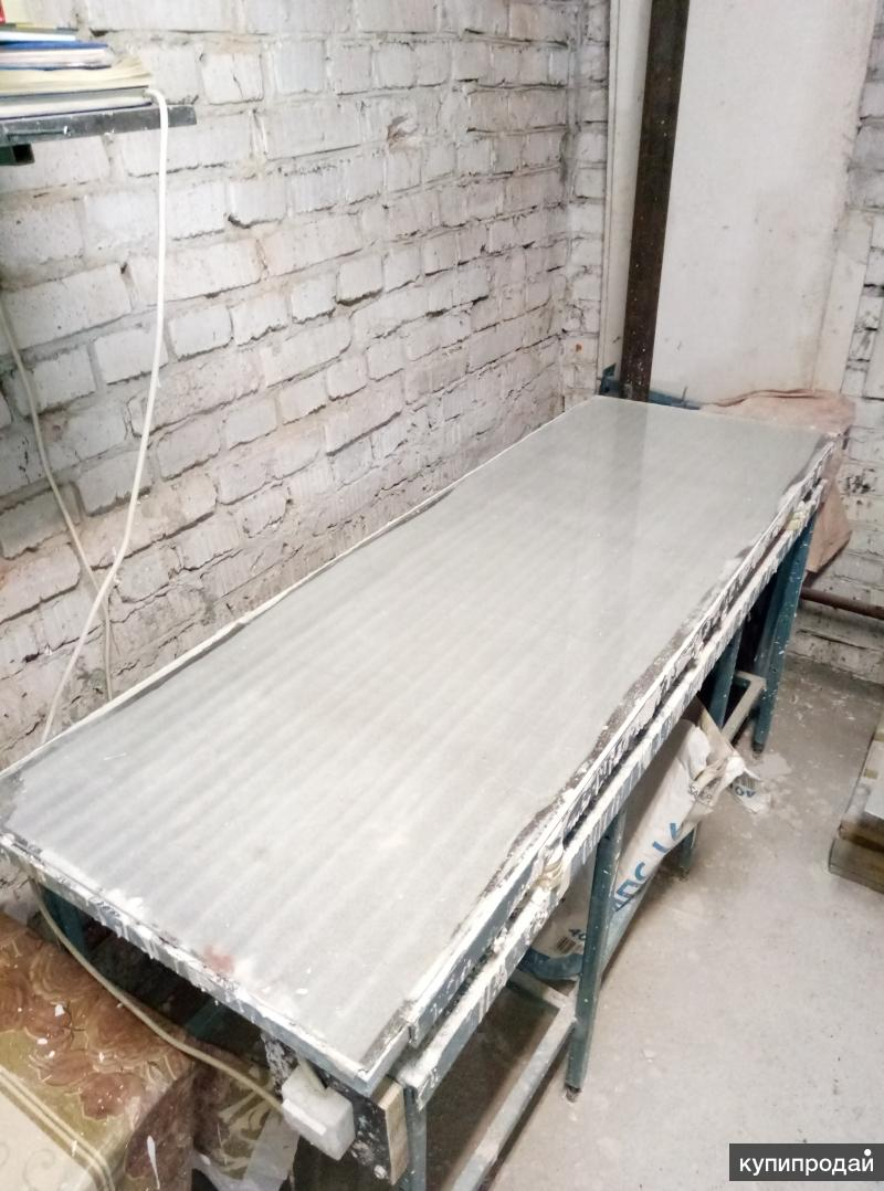 Оборудование для производства гипсовых изделий(декоративный камень, 3d панели...