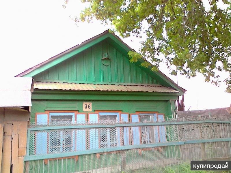 Жилой дом ул. Проезжая, дом 36, S-42 м2, участок-1617 м2