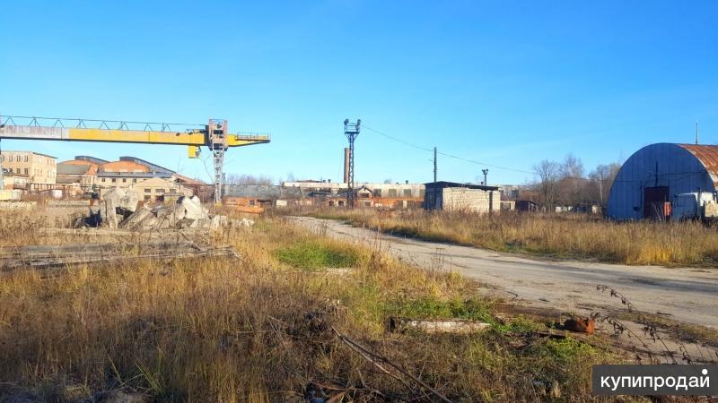 Участок промземли 1,2 Га в г. Шуя Ивановской области