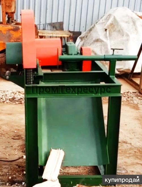 Дровокол Буратино (дроворубка, механический дровокол)