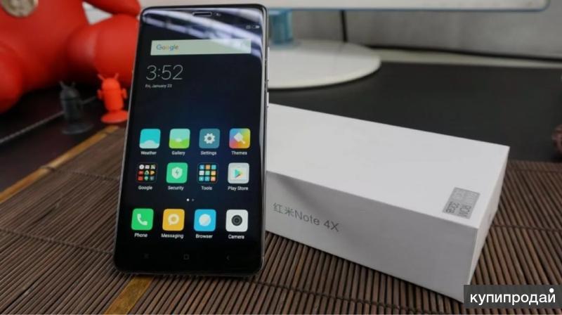 Xiaomi Redmi Note 4x (Global version)
