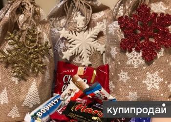 Набор конфет. Подарок на Новый год детям, взрослым