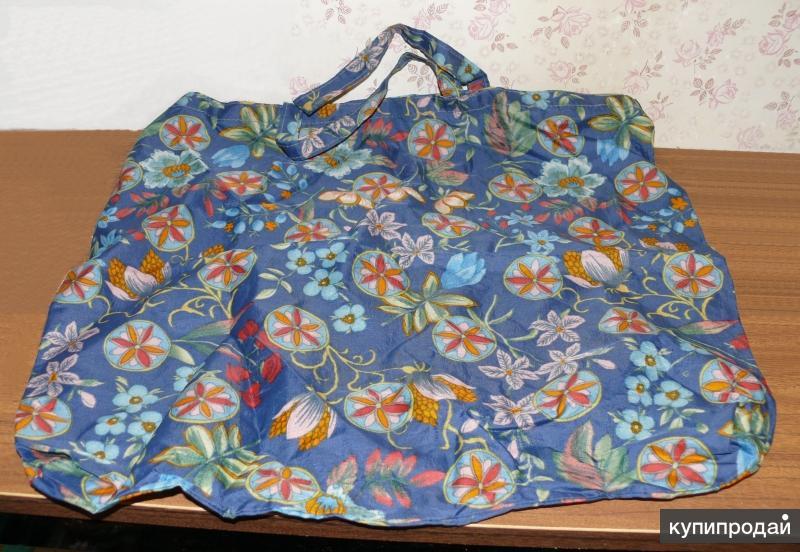 сумка тканевая авоська из СССР