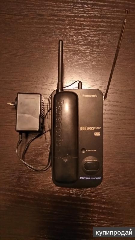 Радиотелефон Panasonic KX-TC226BX-B