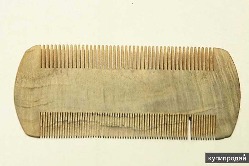 Гребень из рога  изготовлен более 100 лет