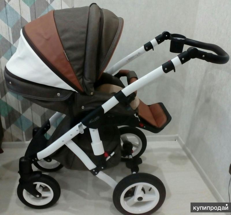 Продаю коляску Adamex Barletta New 2 в 1