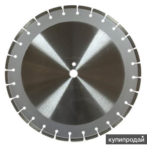 Алмазный сегментный диск d400*25,4
