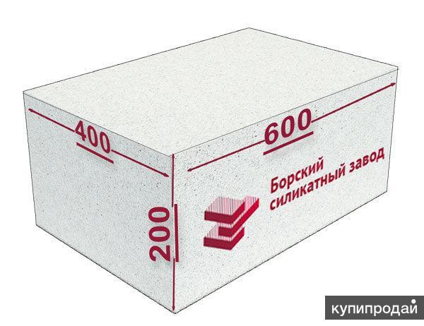 Блок 600*200*300 d600