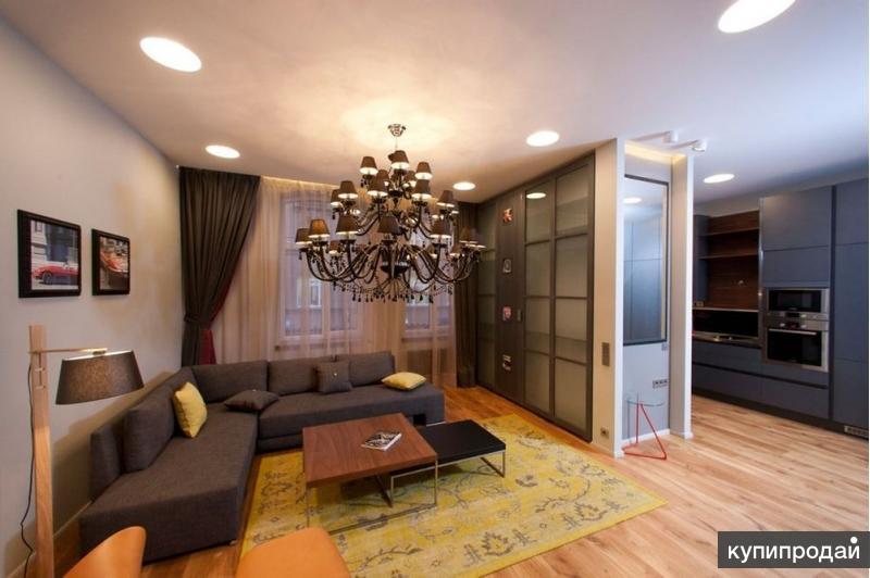 1-к квартира, 33 м. Любая квартира в рассрочку на 10 лет.