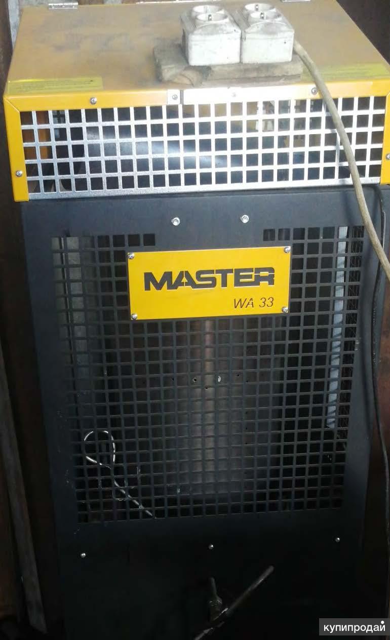 Продам Печь на отработанных маслопродуктах Master WA33