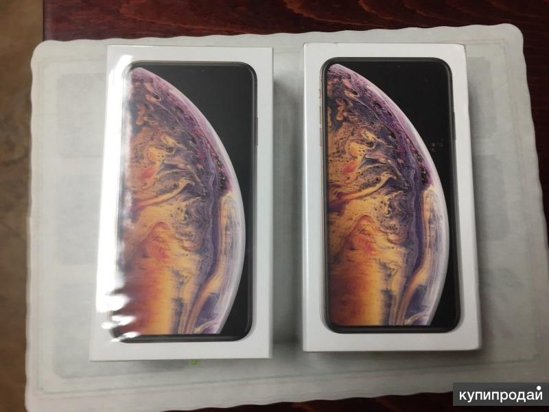 Apple iPhone-XS-Max-512GB Gold Unlocked