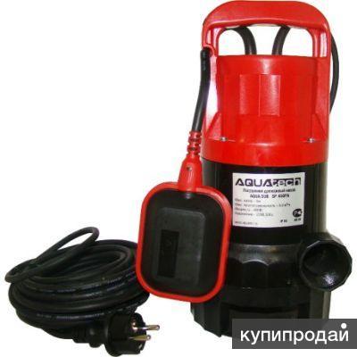 Насос погружной aqua SUB DP-400 A