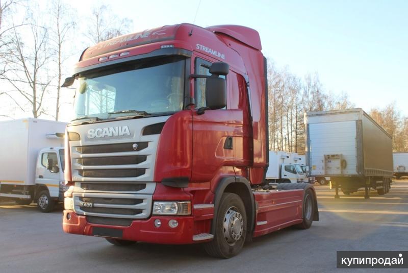 Тягач грузовой Скания SCANIA R400 2015 год
