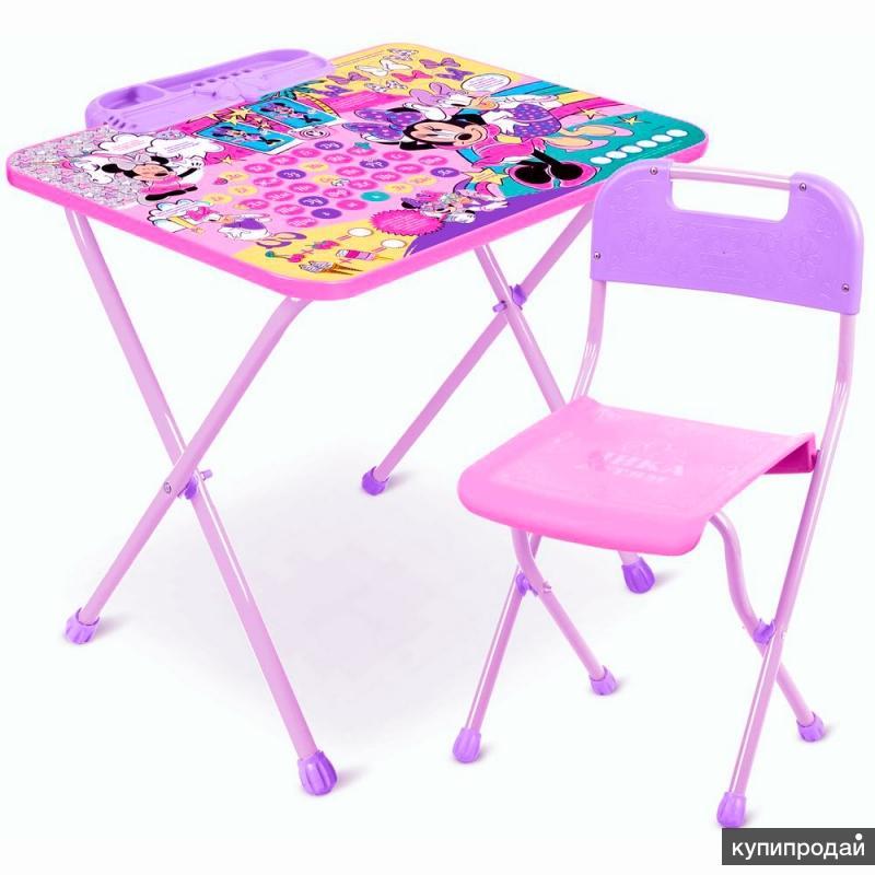 Новые комплекты детской мебели