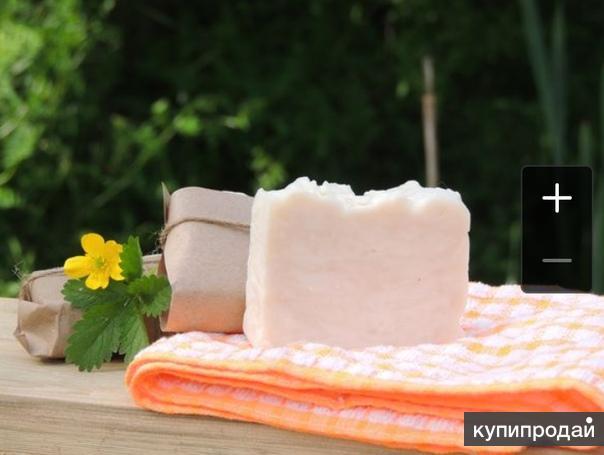 Натур.мыло туалетное пальмово-кокосовое, 100 гр.