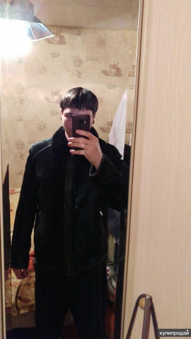 Меховая куртка мужская