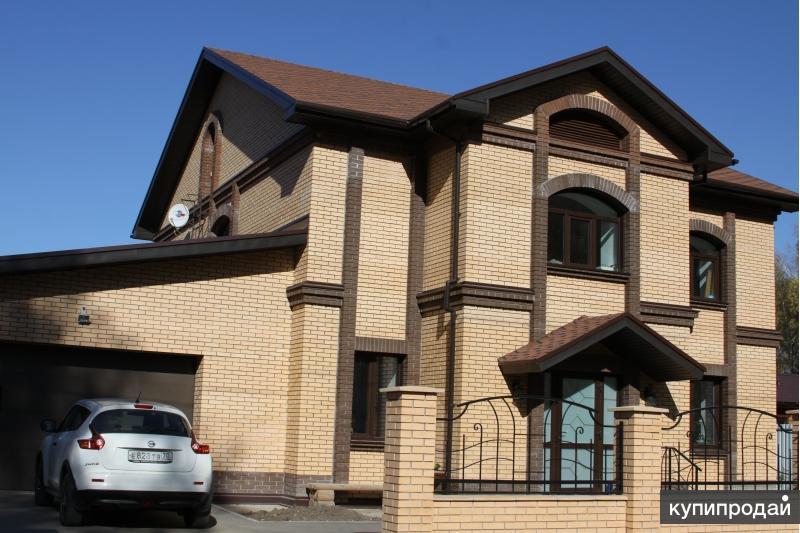 Продам двухэтажный кирпичный дом.