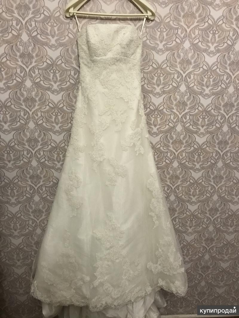 Свадебное платье San Patrick Clasica