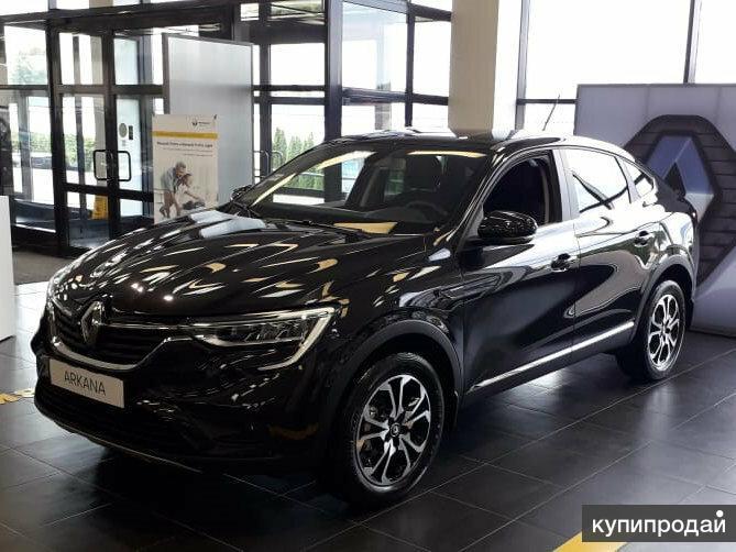 Renault НОВЫЙ ARKANA, 2019