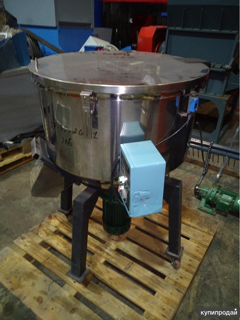 Промышленный смеситель вертикальный (100л)