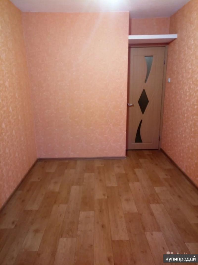 3-к квартира, 58 м2, 1/5 эт.