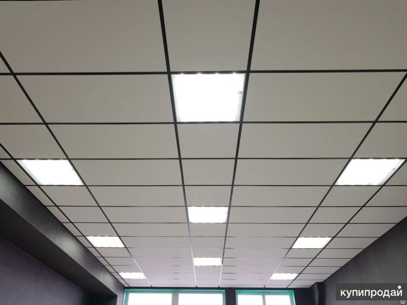 Подвесной потолок ARMSTRONG в ассортименте