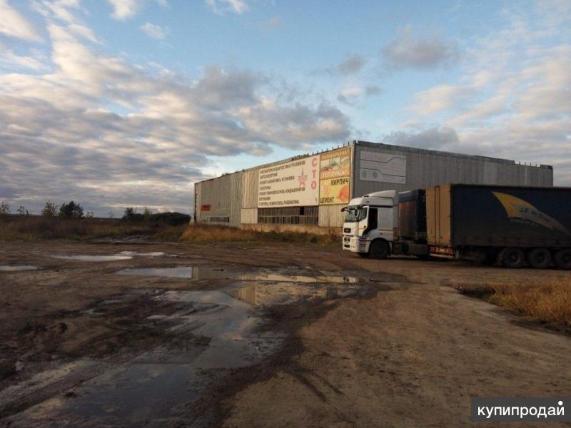 Производственная база, 5153 м²