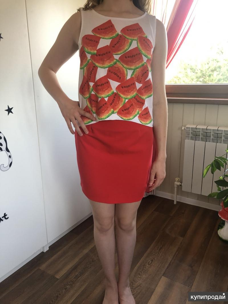 Продаю костюм Майка+юбка