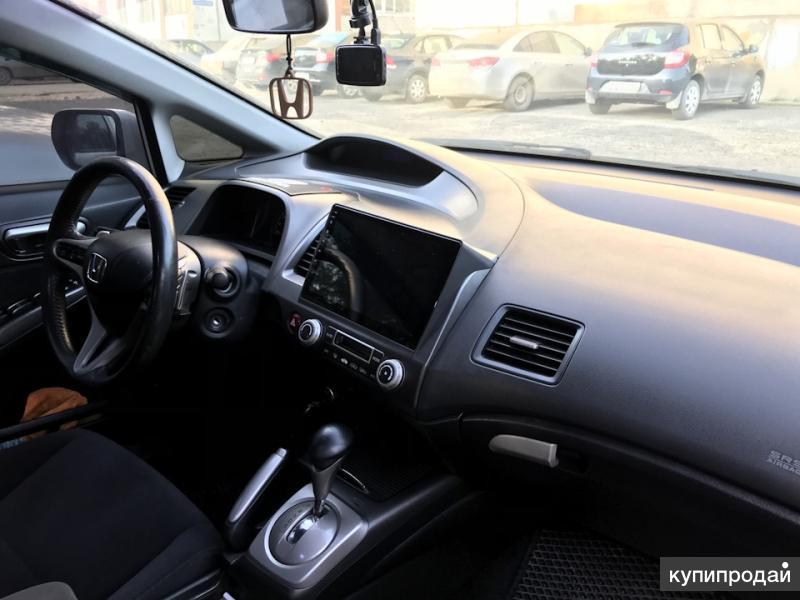 Штатная мультимедиа Android  для Honda Civic 4d