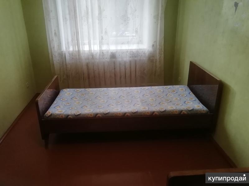 2 одинаковые односпальные кровати