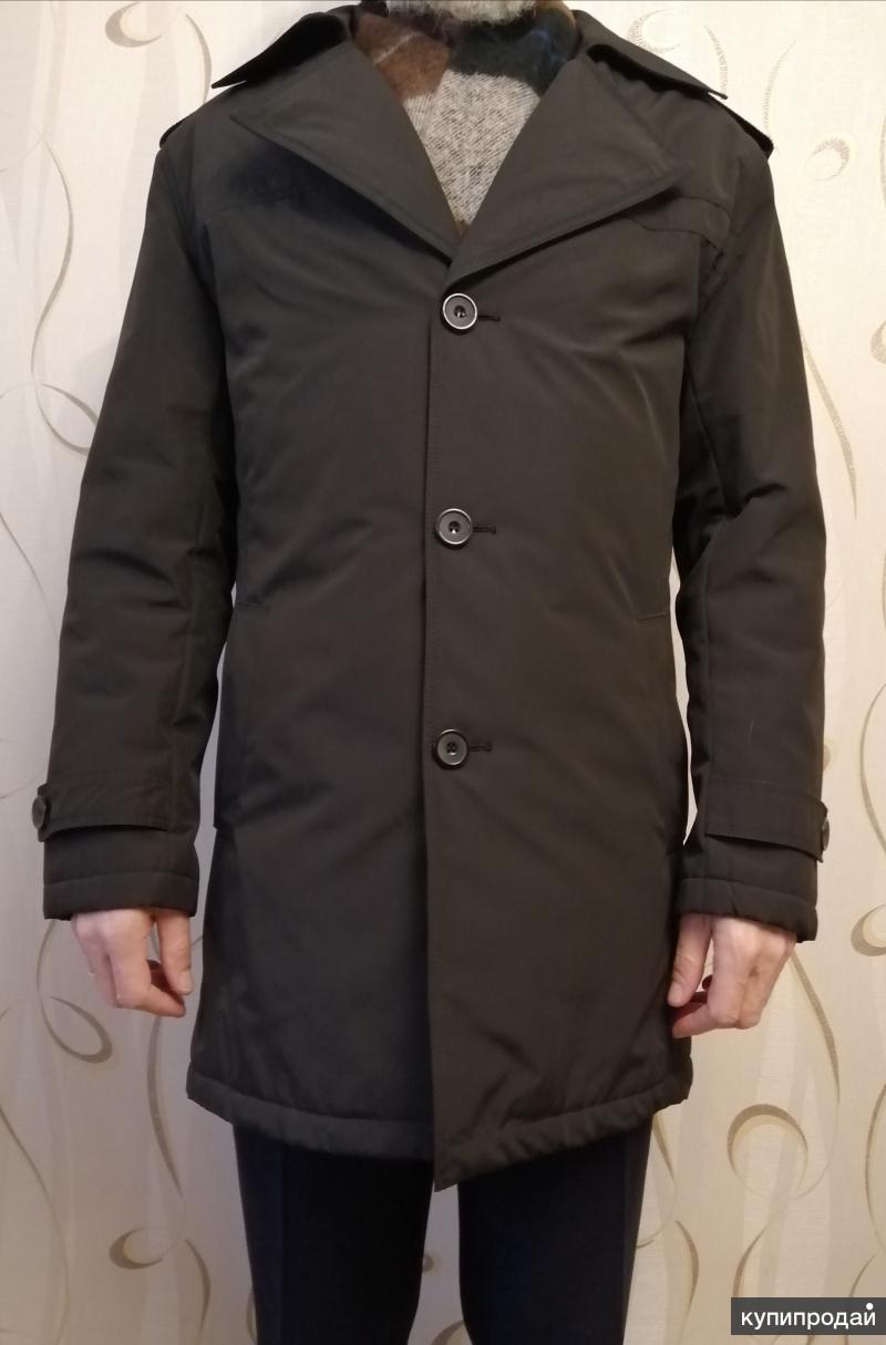 Куртка мужская новая демисезонная