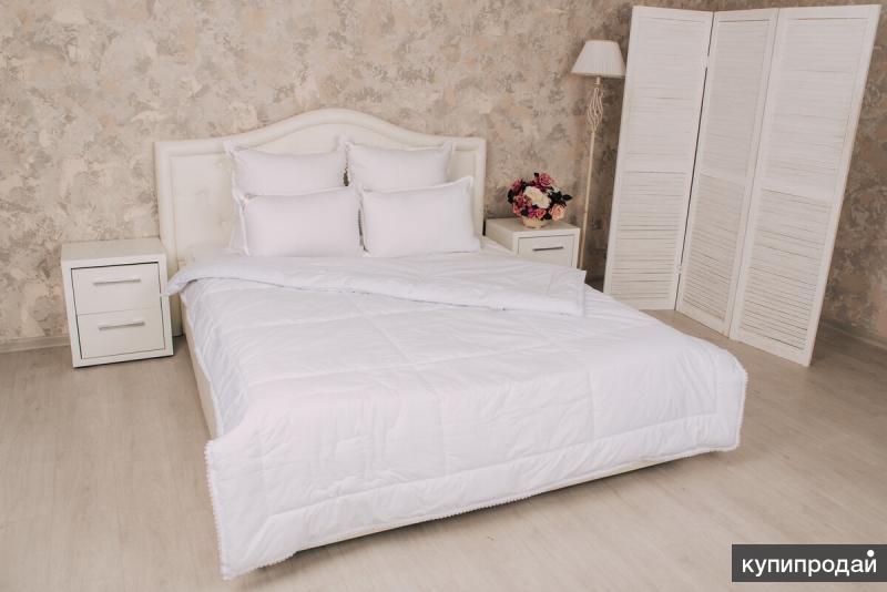Одеяло «Козий пух (кашемир)» 300 г/м2, тик/сатин