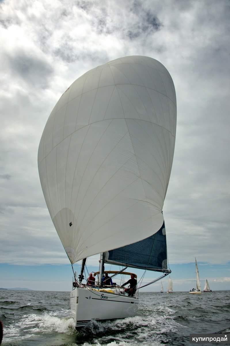 Гоночно-круизная парусная яхта Dufour - 34 E Perfomance
