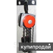 Таль ручная стационарная ТРШСМ грузоподъемностью 1,0 тонна