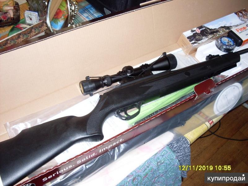 Пневматическая винтовка HATSAN 124.