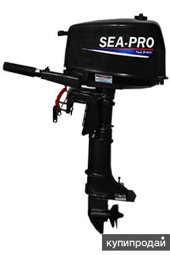 Мотор Sea-Pro