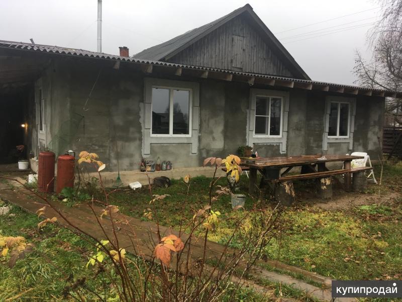 Дом 160 м2 проф-теплица отапливаемая