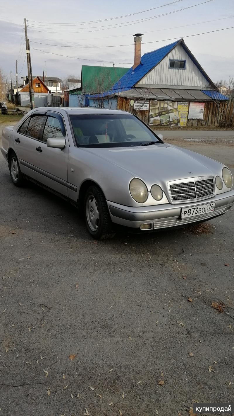 Mercedes, 1995