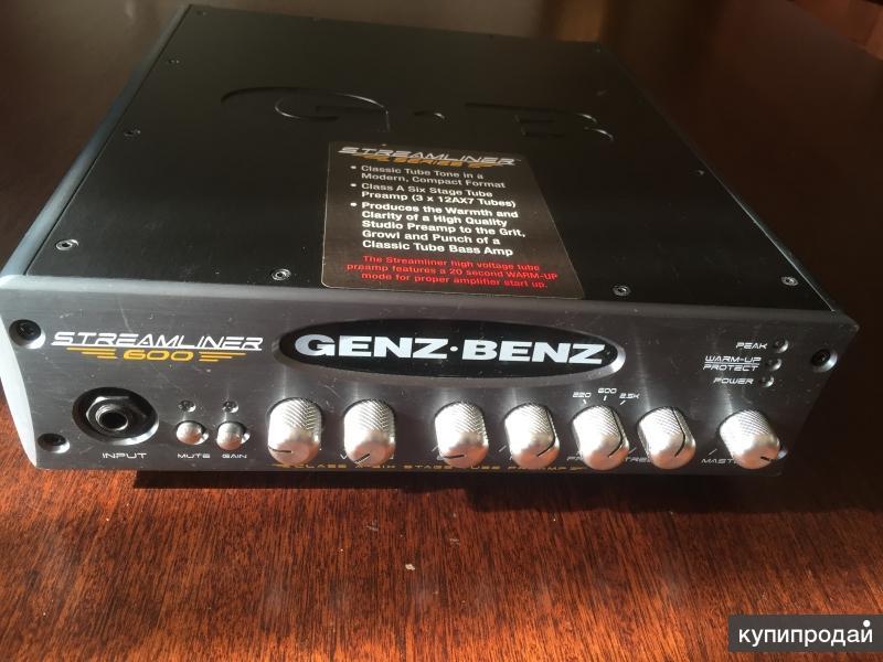 Продается усилитель CENZ BENZ