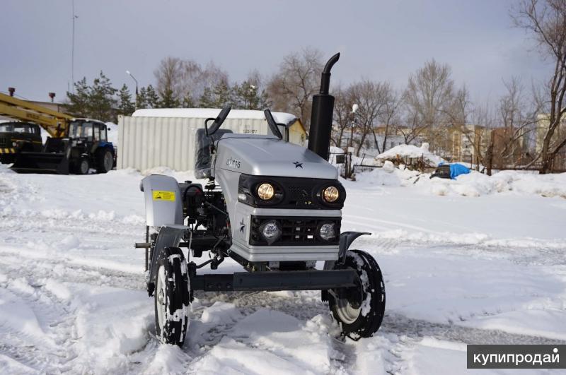 Минитрактор Скаут Т-15