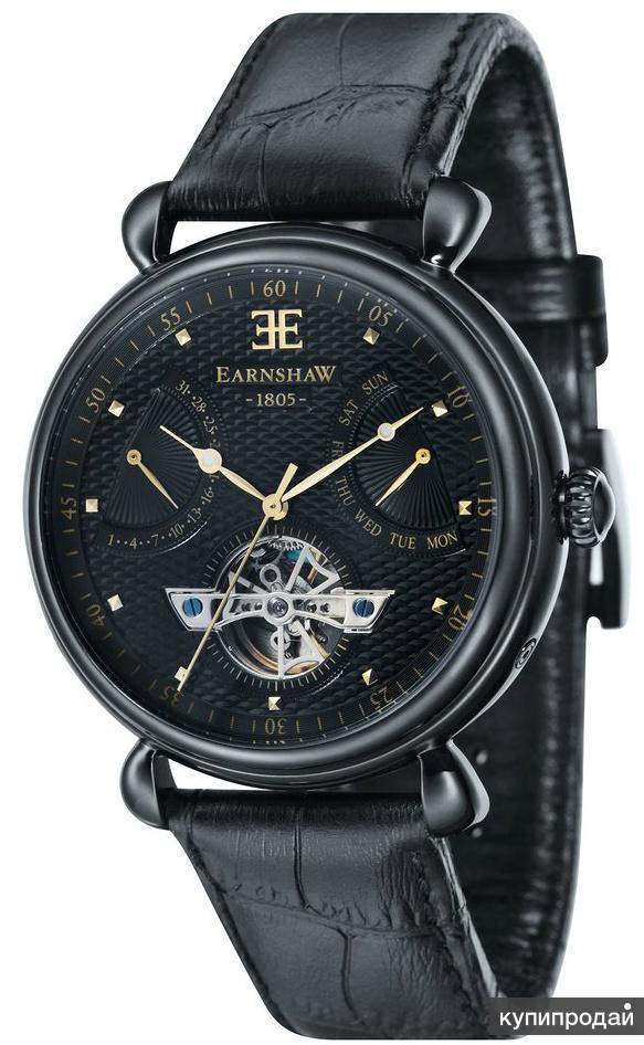 Механические наручные часы Earnshaw