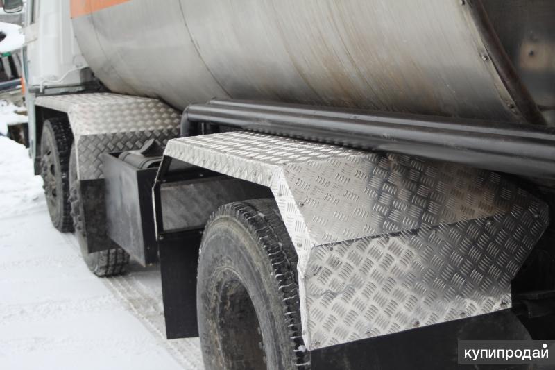 Ремонт и восстановление цистерн бензовозов, цементовозов, молоковозов