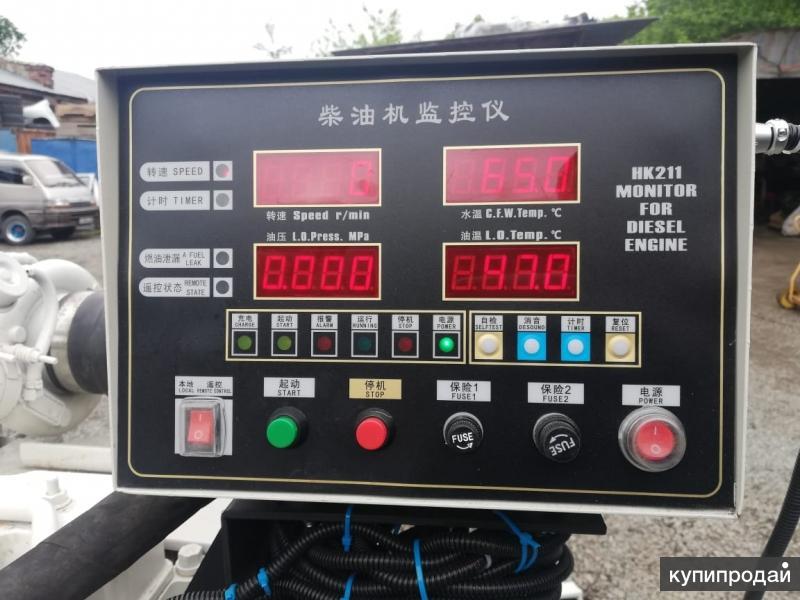Судовой дизель-генератор 100 квт. 400 в.