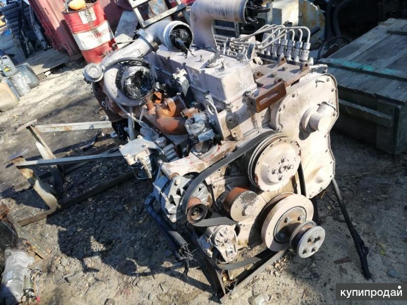 Двигатель бу Cummins 6CTA8.3-C215