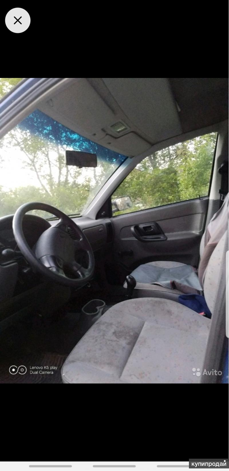 Volkswagen Caddy, 2002