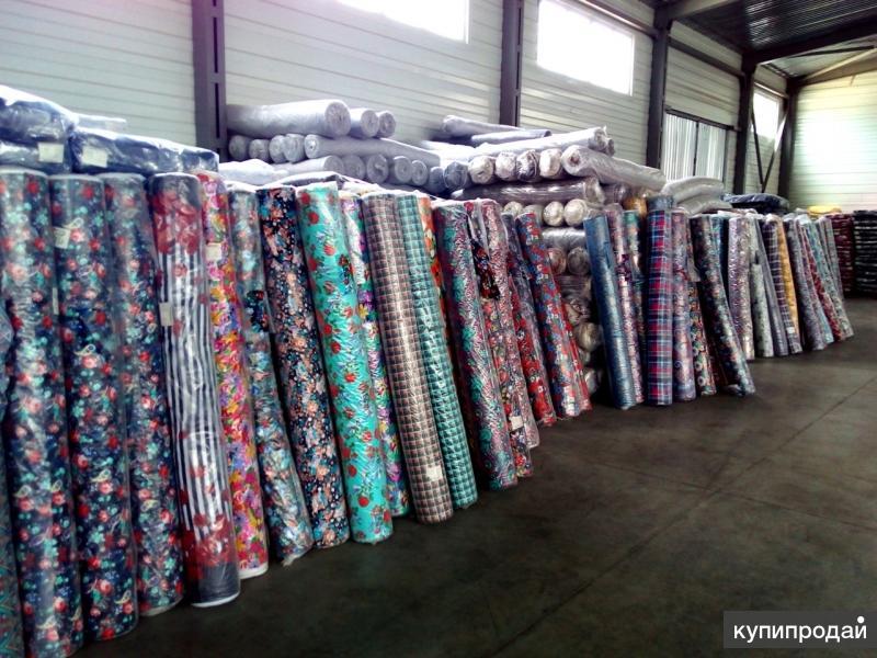 Вывозим текстильные отходы