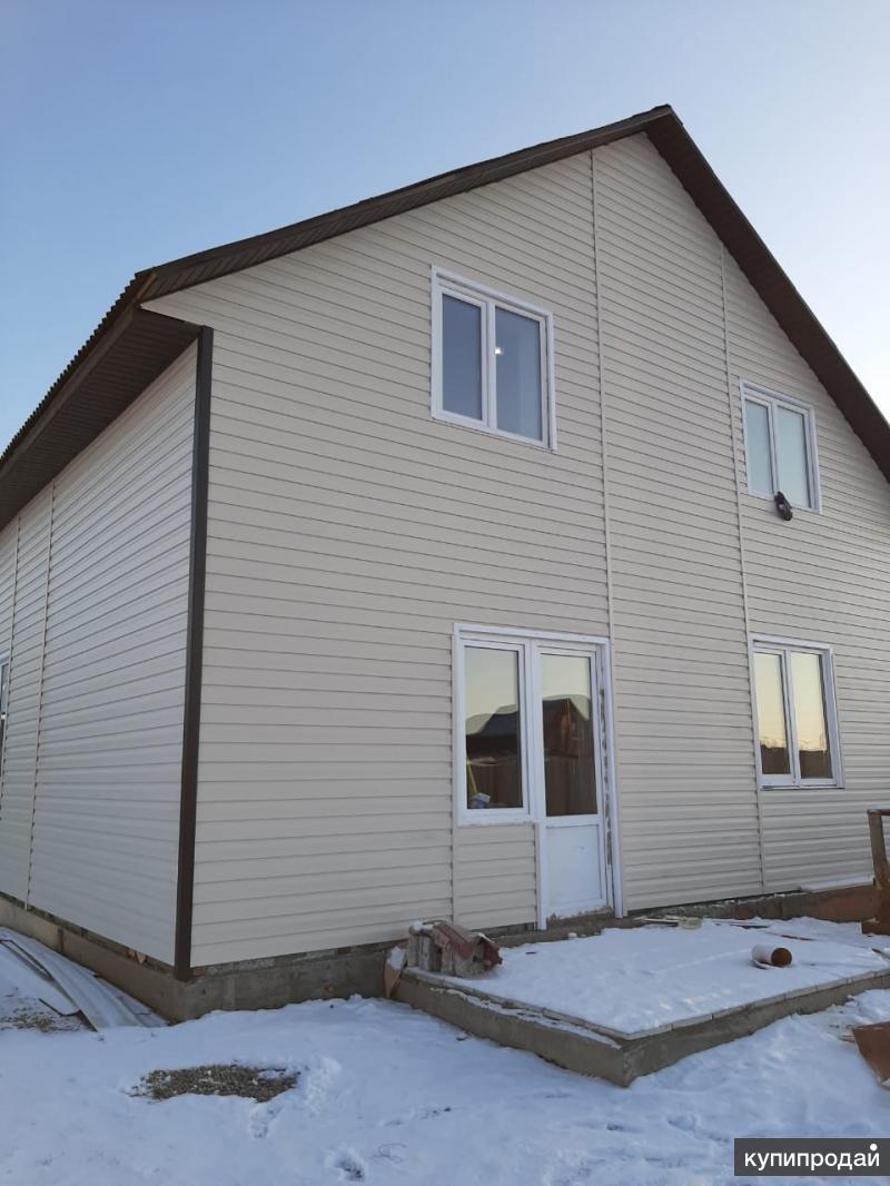 Продается просторный 2-х этажный дом