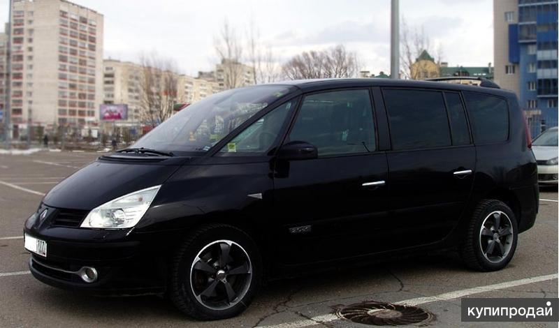 Renault Espace 2.0АКПП Дизель, 2008
